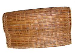 Tappeto/stuoia in cocco e rattan