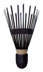 Applique in bambu