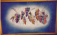 Batik cm 75 x 90