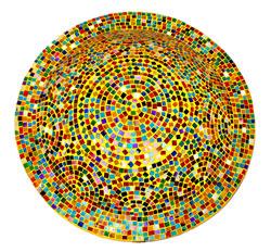 Applique Specchietti Circolare diam. cm 40