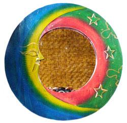 Specchio Luna Multicolor cm 80