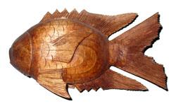 Pesce Legno