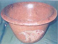 Ciotola Terracotta Uovo