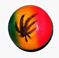 Yo-Yo in Legno Bob Marley