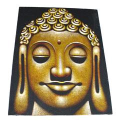 Dipinto su Tela Raffigurazione Buddha cm 120 x 90