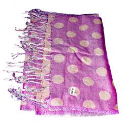 Sciarpa disegno pua lana